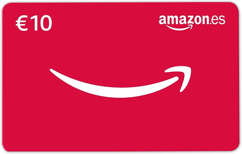 Tarjeta Regalo Amazon.es - €10 (Tarjeta de felicitación Hojas de Navidad): Amazon.es: Cheques Regalo