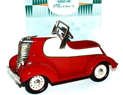 Amazon Com Hallmark Kiddie Car Classics 1938 Garton Lincoln Zephyr