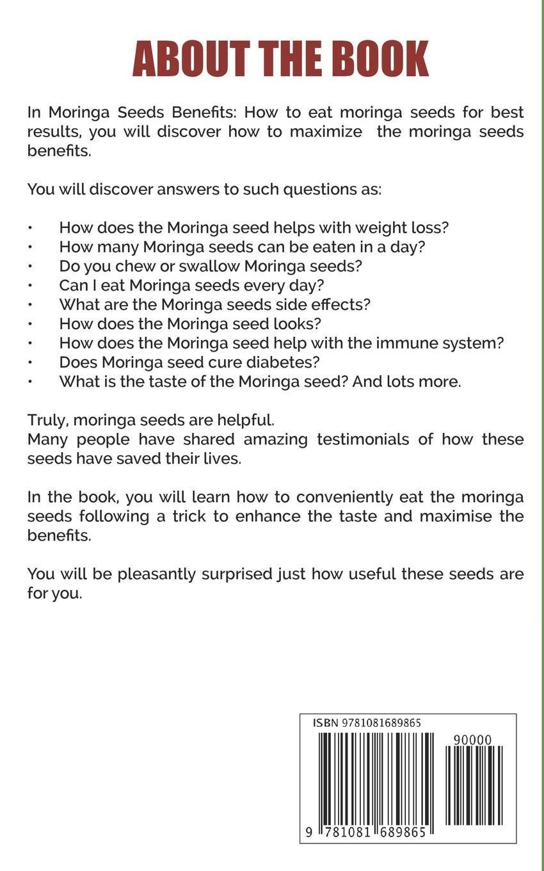 Moringa Seeds Benefits: How to eat moringa seeds for best