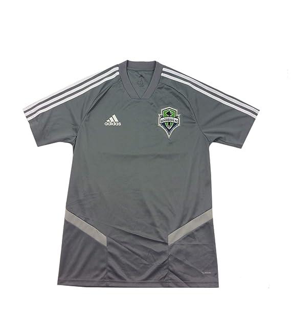 timeless design 88cb6 59b8c Amazon.com: adidas Seattle Sounders FC Jersey: Clothing