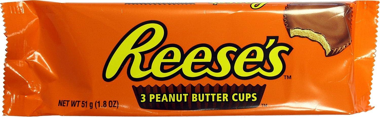 Hersheys Reeses 3 Peanut Butter Cups: Amazon.es: Alimentación y bebidas