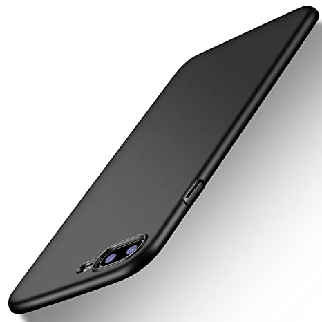 coque iphone 8 plus fine noir