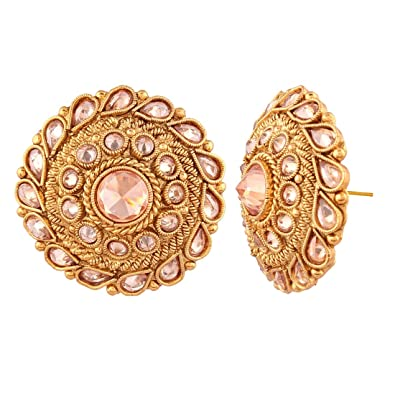 earrings t diamond stud and tw w in fine jewelry zales ct gold white round fashion baguette