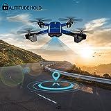 Mini Drone with Camera Live Video BIZONOD SG700