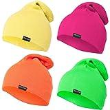 URBAN CLASSICS fluo Bonnet long, plusieurs couleurs (taille unique, vert)