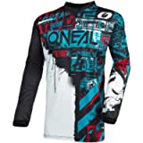 O'Neal Element Jersey Ride Men's (Black/Blue, S)