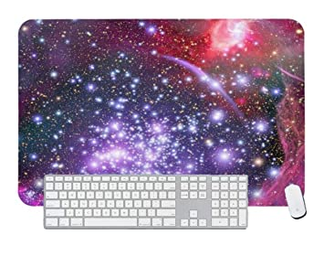 Gaming Mouse PadVisión Colorida Oscura del Cielo de la ...