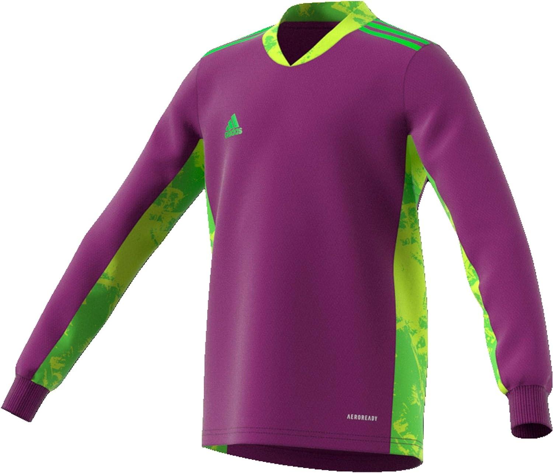 Amazon.com: adidas ADIPRO 20 Goalkeeper Jersey Junior Size 9/10Y ...