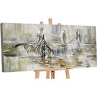 YS-Art Premium | Cuadro Pintado a Mano Desfile