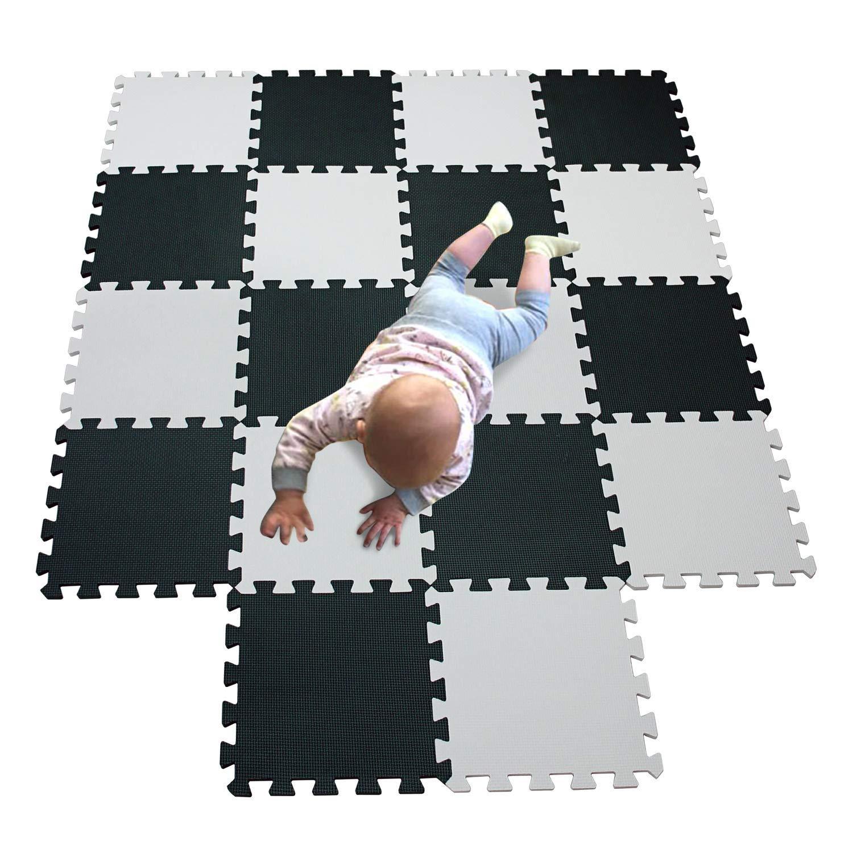 YFQ Foam Floor Tile Toy Puzzle Board Große Babyspielunterlage Babyspielunterlage Foam Game Pad