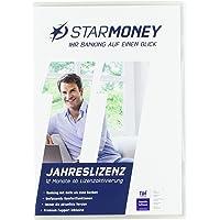 STARMONEY Jahreslizenz (12 Monate ab Lizenzaktivierung) Star Money