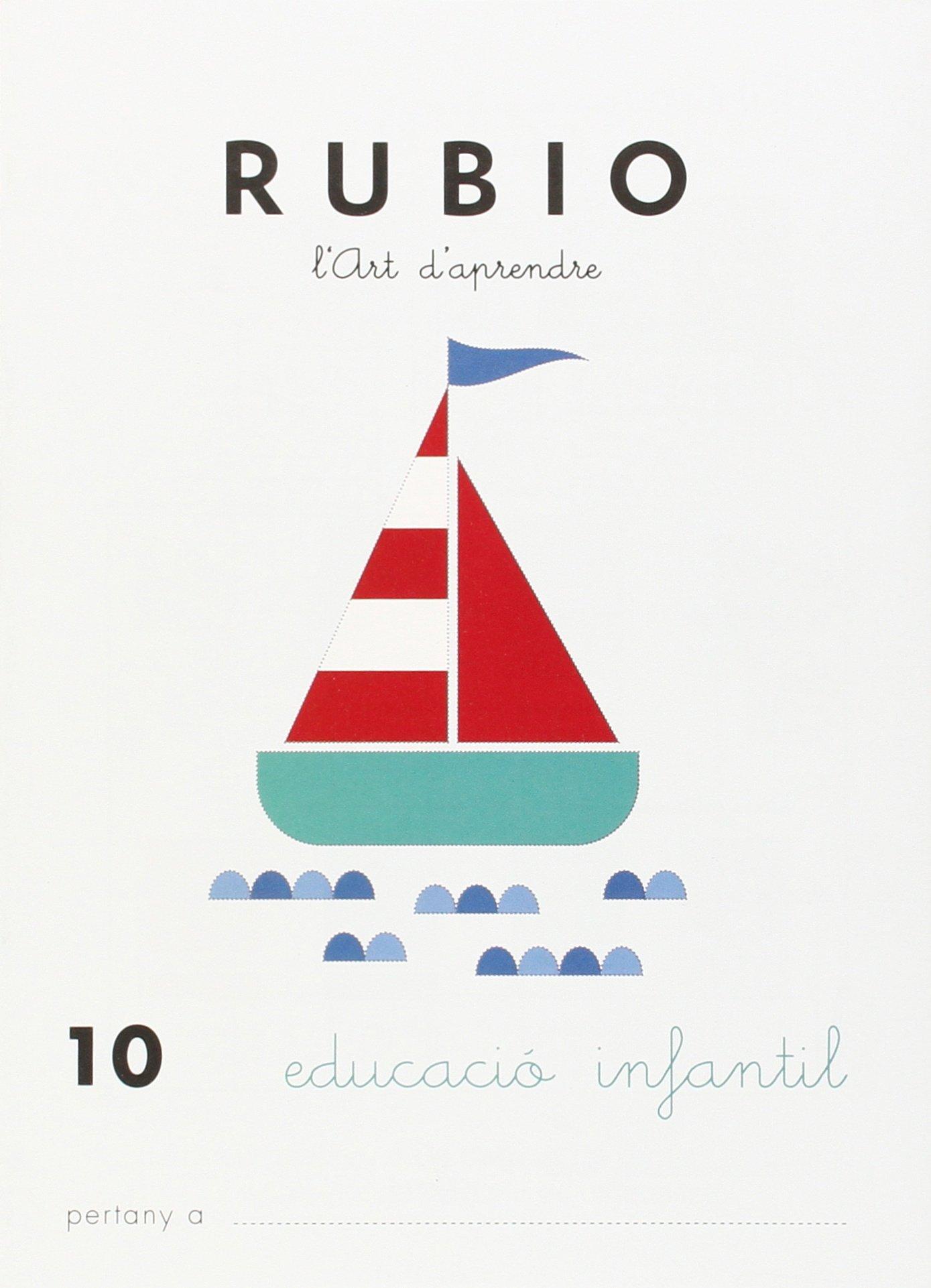 Rubio. Preescritura. EI 10: Amazon.es: Enrique Rubio Polo: Libros