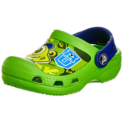 Crocs Boys' CC Monsters Clog