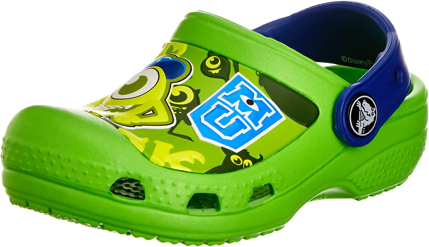 Crocs Unisex Kids Crocsfunlab Lights Mnsttrk//Gpt Clogs