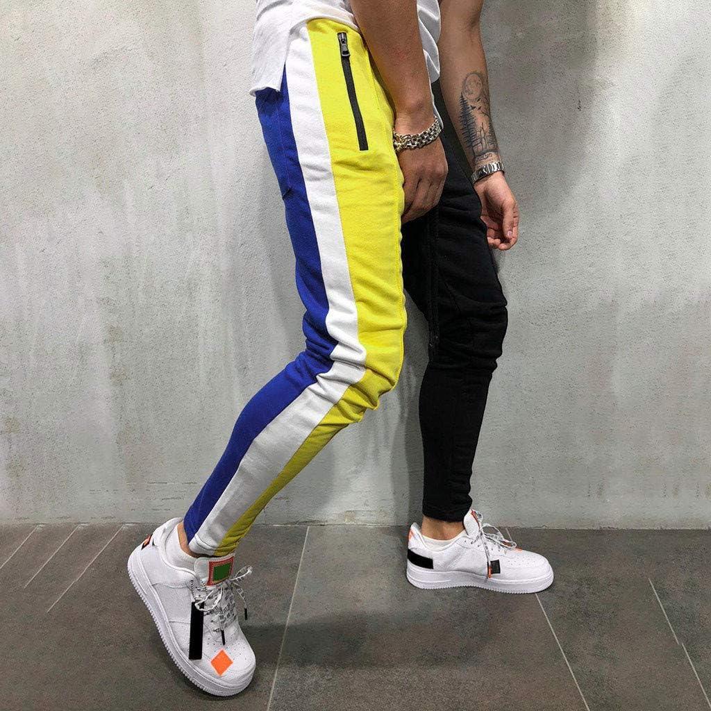 Sumen Mens Pure Color Pocket Drop Crotch Jogger Pants Harem Casual Baggy Hiphop Dance Sweatpants Mens Drawstring Shorts