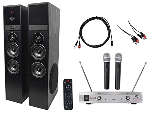 Rockville Bluetooth Home Theater review