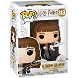 Boneco Harry Potter Hermione Granger with Feather Pop Funko 113 - SUIKA