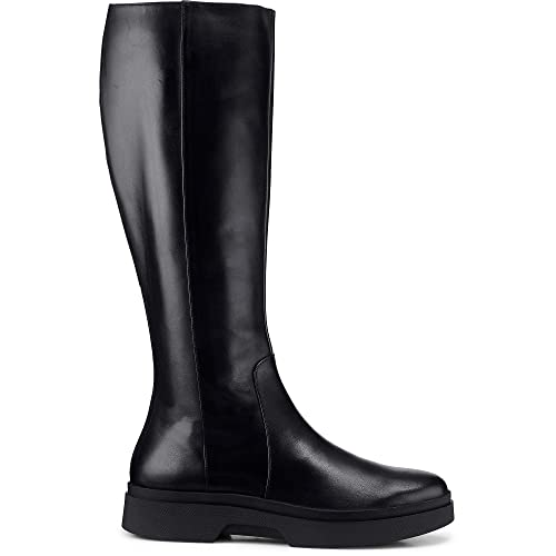 fdc3a627c278 Geox Women s D Myluse D High Boots  Amazon.co.uk  Shoes   Bags