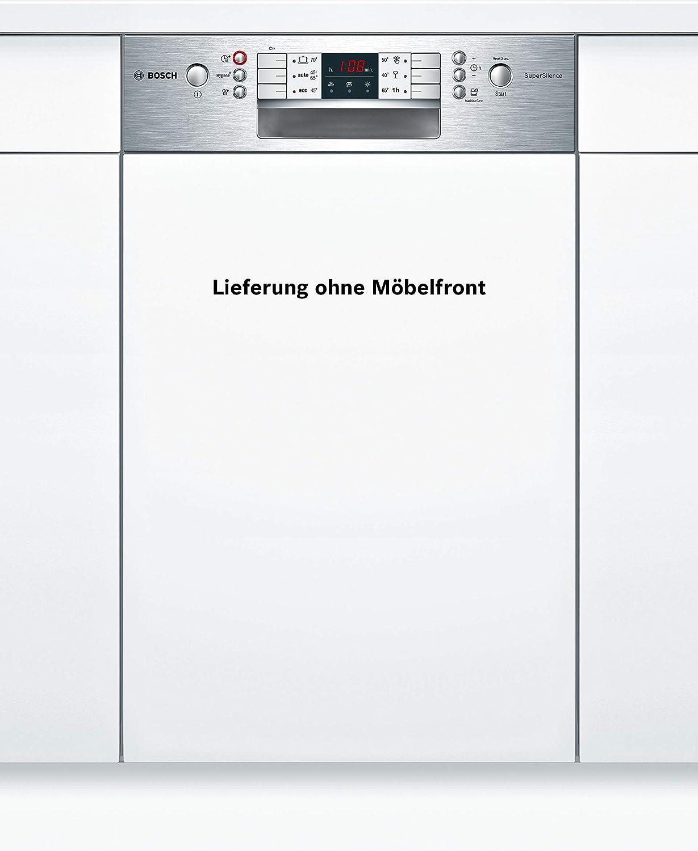 Bosch Serie 4 SPI46IS01E lavavajilla Totalmente integrado 9 ...