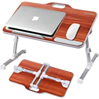 Deals on Kavalan Foldable Laptop Table w/ Top Handle