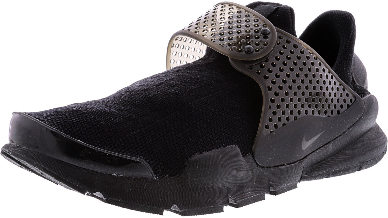 NIKE Womens Sock Dart Running Shoes B072BS9Q2M 11 B(M) US|Black / Black-volt