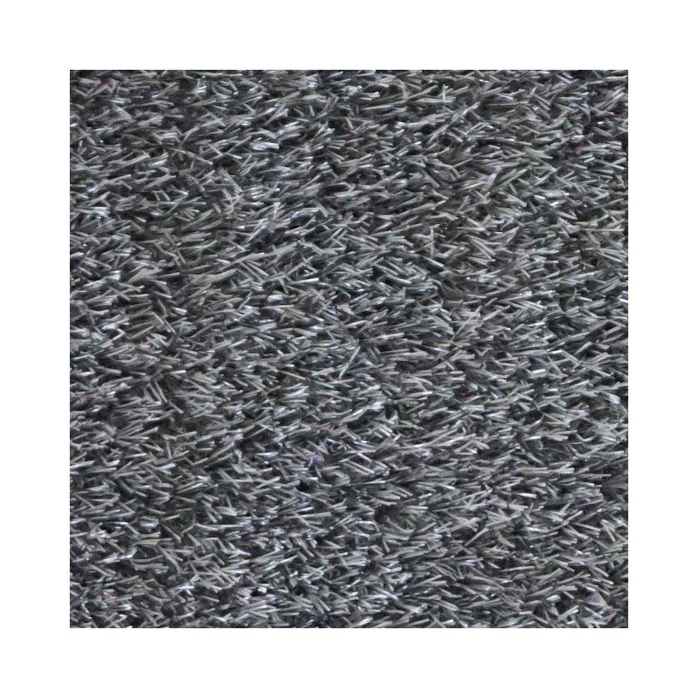 人工芝 いつでもGreen 芝の長さ30mm JQ《メーカー直送品》 ■グレー ▼幅1m×長さ5m レギュラータイプカラー B06XG9P555 11664 幅1m×長さ5m|グレー グレー 幅1m×長さ5m