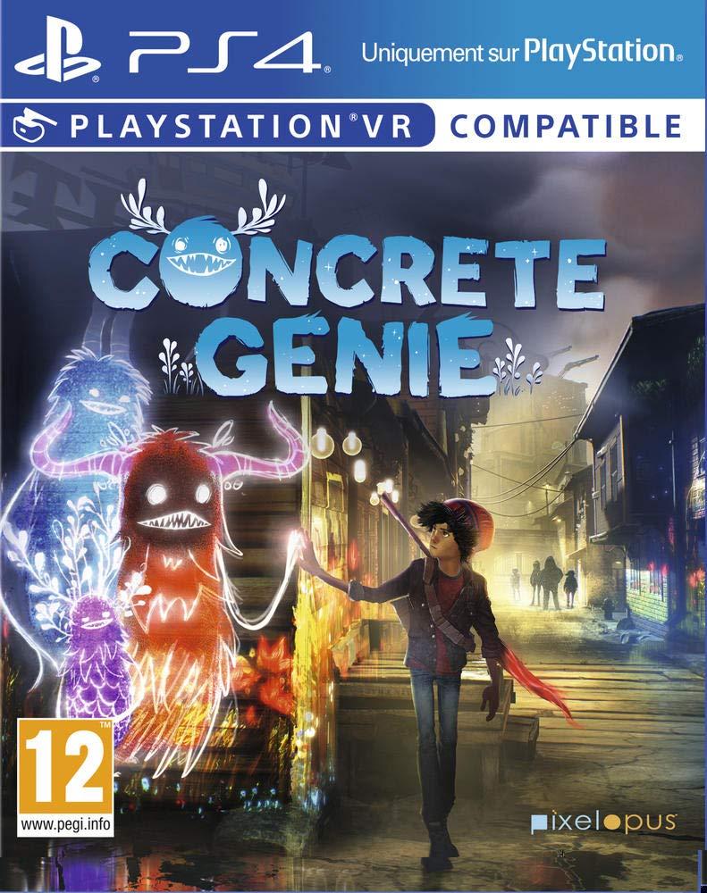 vignette de 'Concrete Genie'