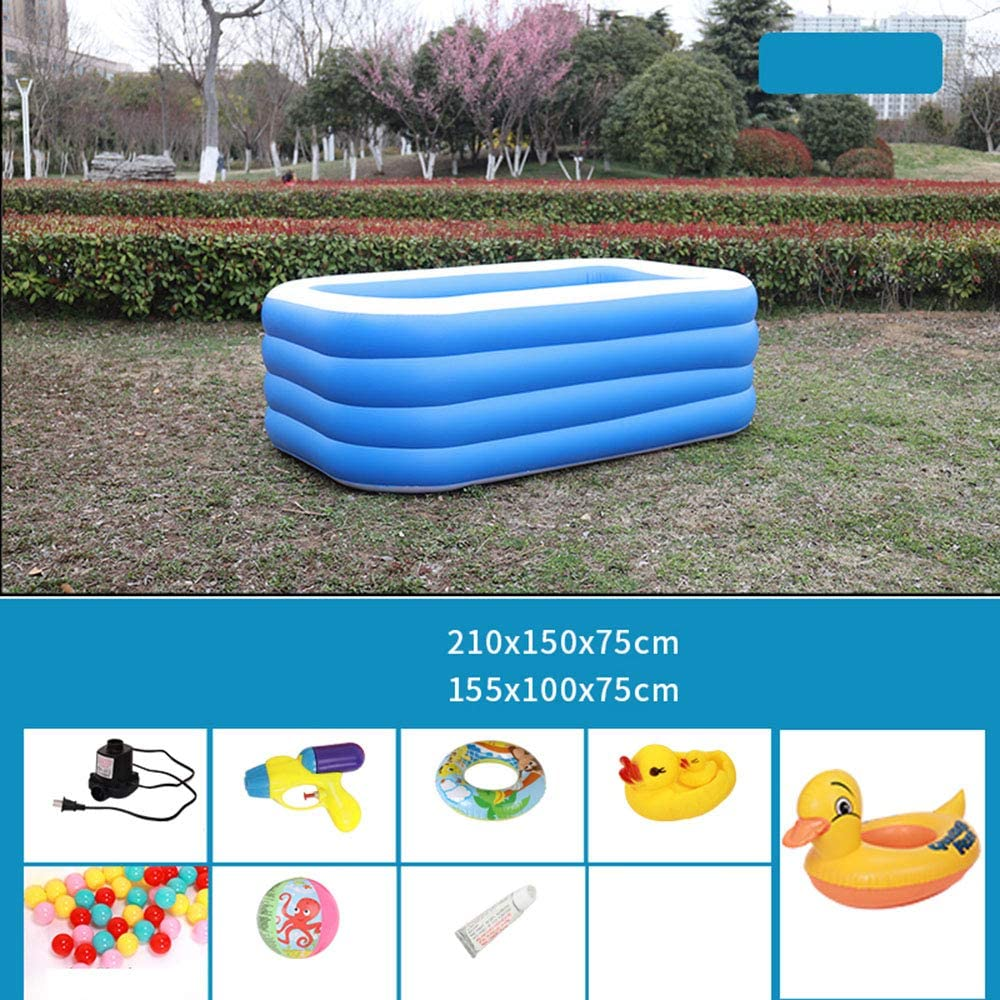 Swimming pool YUHAO(UK) Piscina Inflable para niños – Piscina Inflable para niños: Amazon.es: Jardín