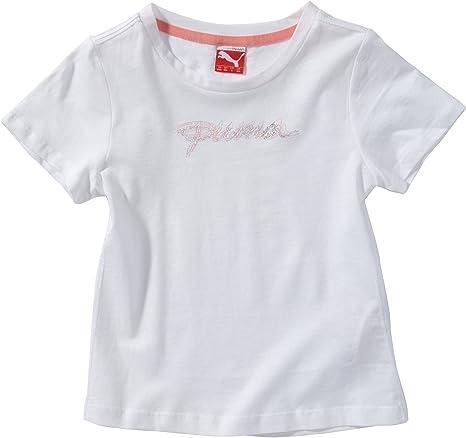 PUMA - Camisa de Acampada y Senderismo para niña: Amazon.es: Ropa y accesorios