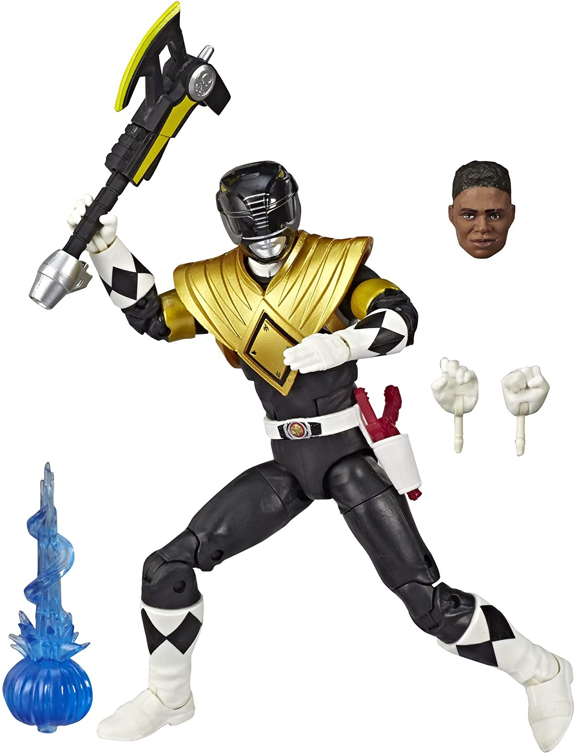 Amazon Com Black Ranger Dragon Shield Exclusive Toys Games Fans of mmpr will remember zack in the first season finale, an oyster stew, donning the dragon shield and making a comeback from the oysterizer's attack, a scene that was created exclusively for power rangers. black ranger dragon shield exclusive
