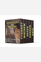 Goddess of Delphi Boxset: Books 1-5 (Goddesses Of Delphi) Kindle Edition