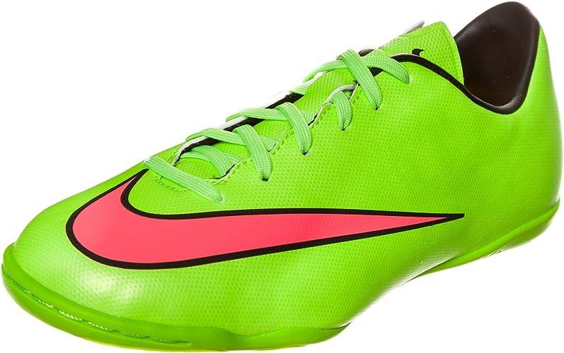 Periodo perioperatorio travesura frio  Nike JR Mercurial Victory V Ic (651639 360), Multicoloured: Amazon.co.uk:  Sports & Outdoors