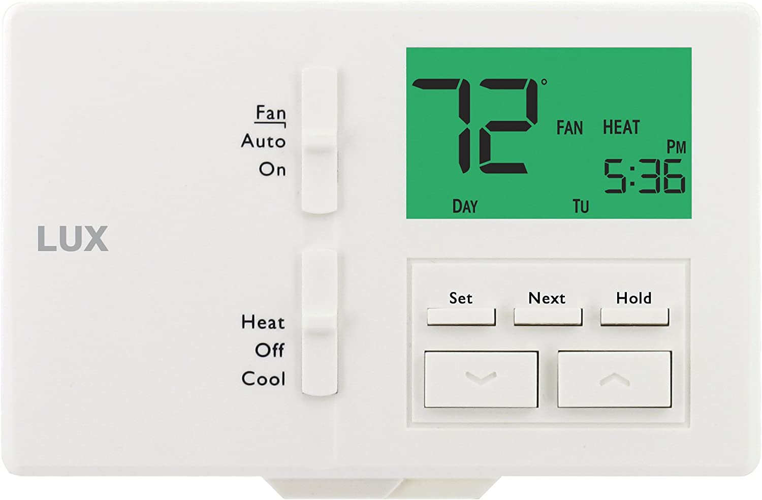 Lux Thermostat Wiring Diagram For Heating