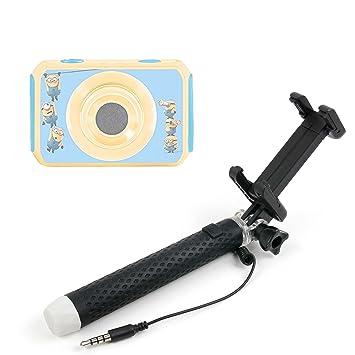 DURAGADGET Palo Selfie (Selfie-Stick) + Tarjeta Micro SD ...