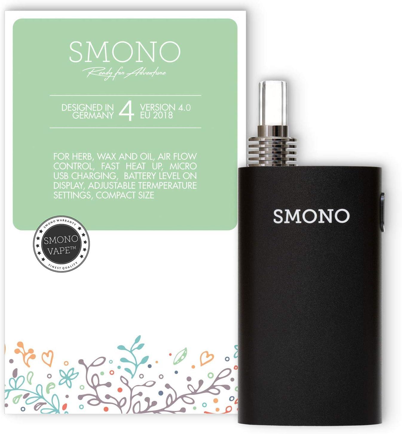Vaporizador Smono 4.0 - Sin nicotina