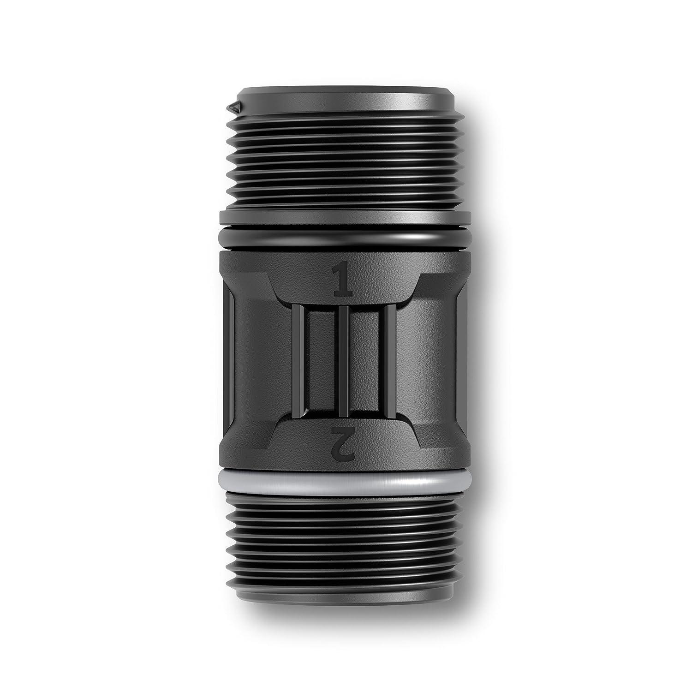 f/ür Pumpen G1 axial//radial K/ärcher Anschlussadapter