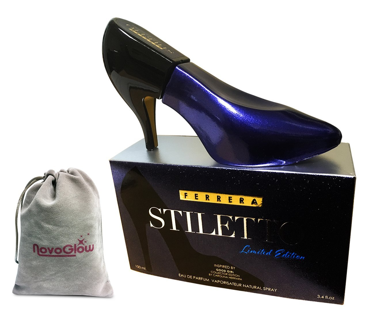 Ferrera Stiletto - Limited Edition, 3.4 oz, by Mirage Brands - Inspired by Good