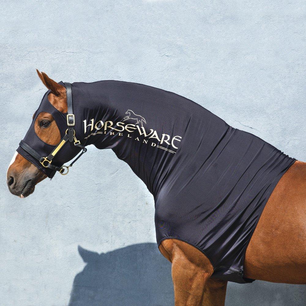 Black LRambo Horseware Slinky Hood  Black
