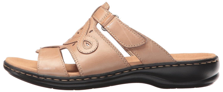Clarks Womens Leisa Higley Slide Sandal