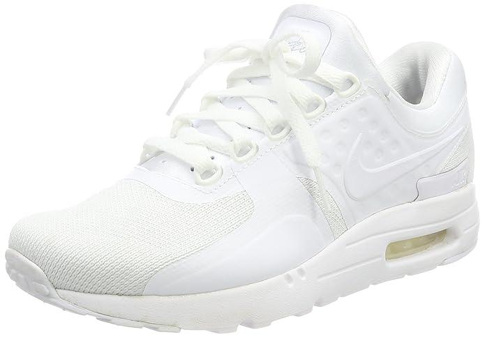 Nike Air Max Zero Essential Sneakers Herren Komplett Weiß