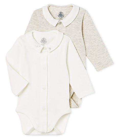 517218372 Petit Bateau Lot Bambin, Body Bébé garçon: Amazon.fr: Vêtements et  accessoires