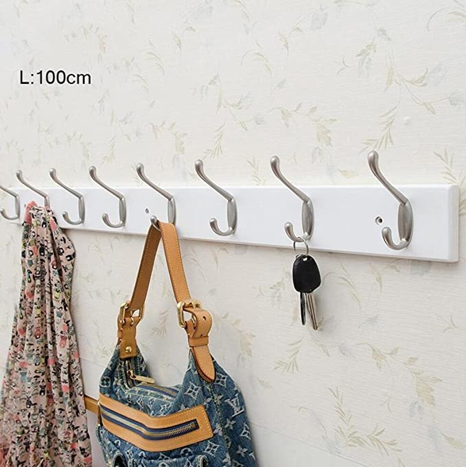 Amazon.com: AIDELAI Coat Rack Bedroom Wall Hook, Creative ...