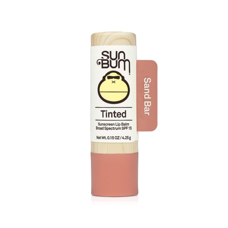 sun bum tinted sand bar lip balm