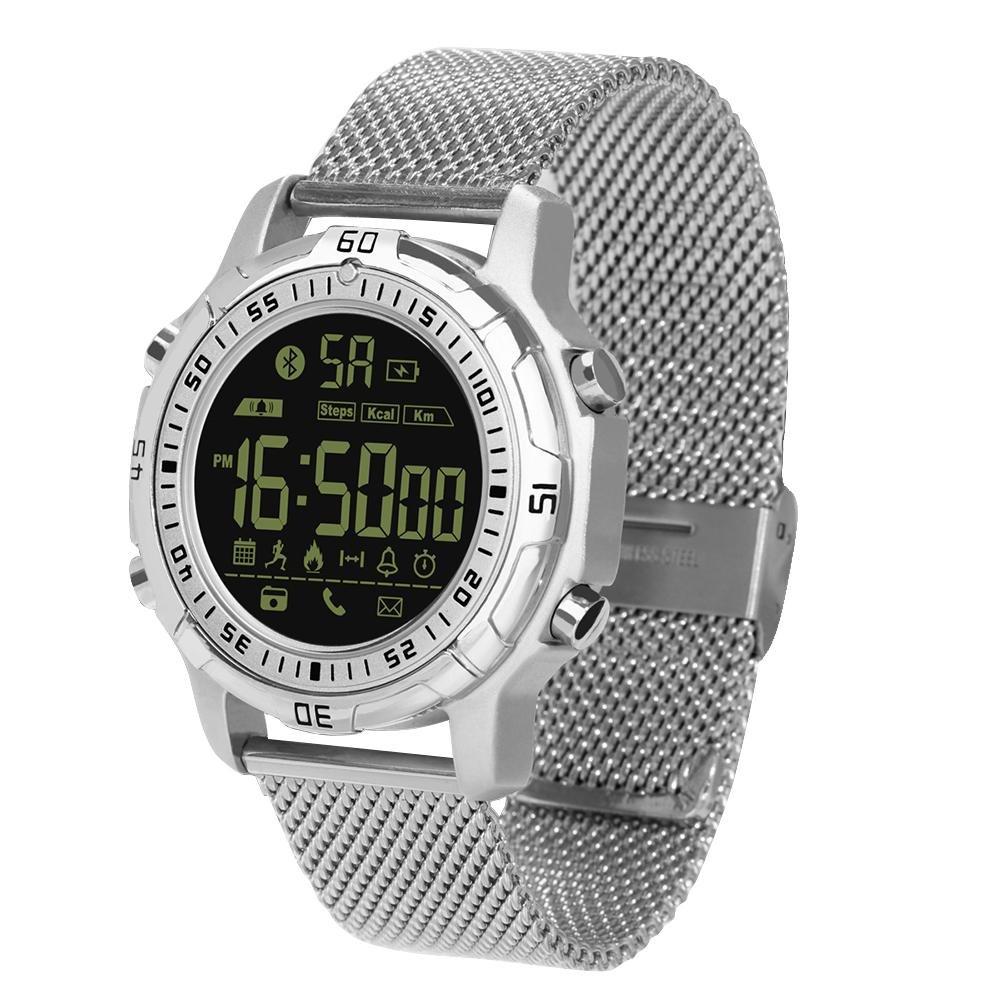 KOBWA New Zeblaze Vibe 2 Smartwatch Deportivo 5ATM ...