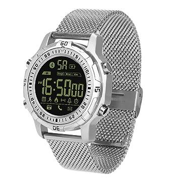 Kobwa New Zeblaze VIBE 2 Smartwatch Deportivo 5ATM Impermeable 540 Día Tiempo de Espera Deportes Smartwatch Android e iOS: Amazon.es: Hogar