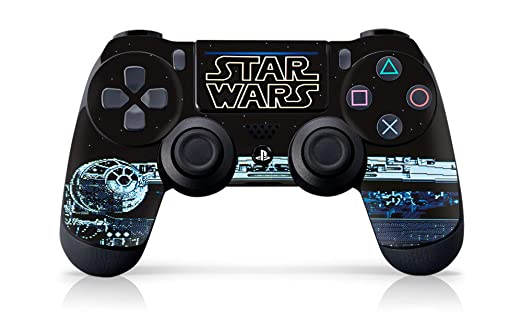Controller Gear Authentic and Officially Licensed Star Wars Legacy Games - PS4 Controller Skin