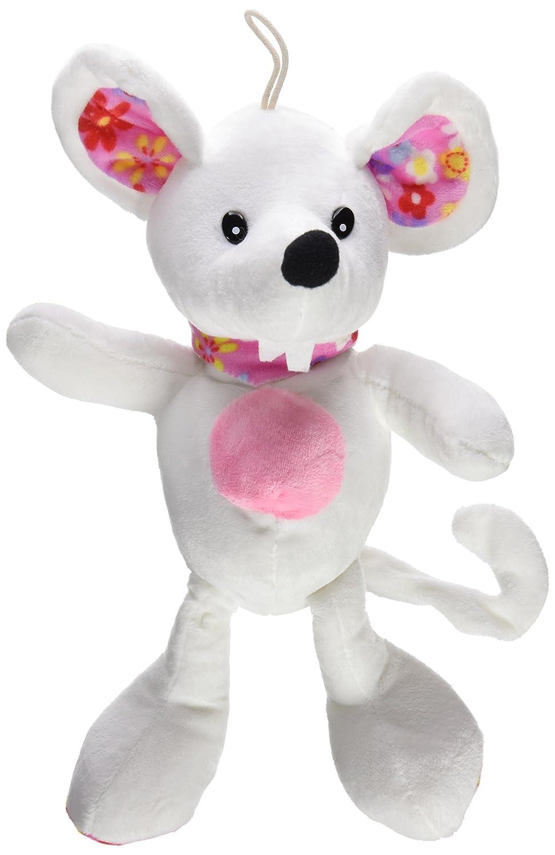 Peluches Cel Ratoncito de peluche, color blanco (MAE 1009blanco): Amazon.es: Juguetes y juegos