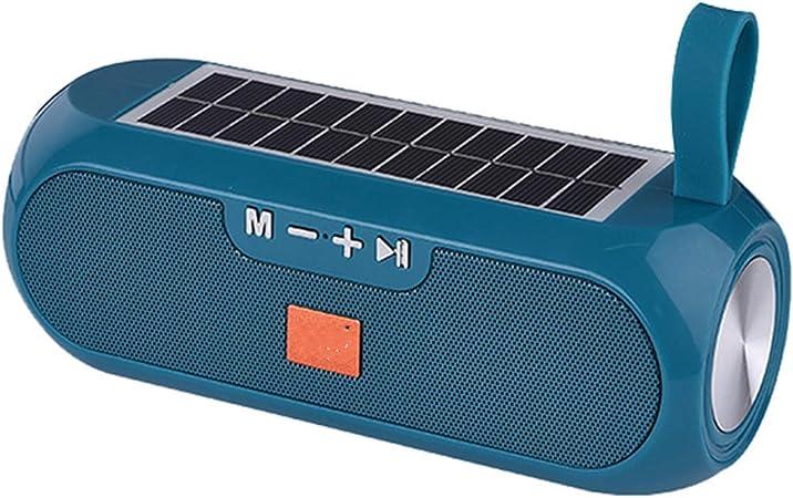 WeiX Bluetooth Altavoces portátiles, Altavoz inalámbrico ...