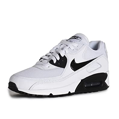 99447c9f38 Amazon.com | NIKE 616730-110 Women AIR Max 90 Essential White/Black |  Running