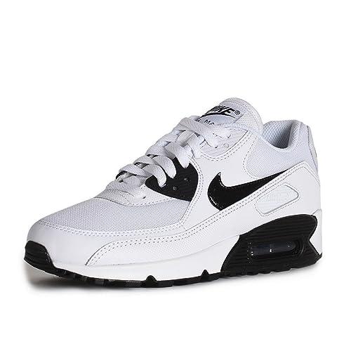 watch 5174f d35f3 Nike Air Max 90 Essential Womens 616730 110 WMNS Sneaker Shoes Schuhe Damen   Amazon.co.uk  Shoes   Bags